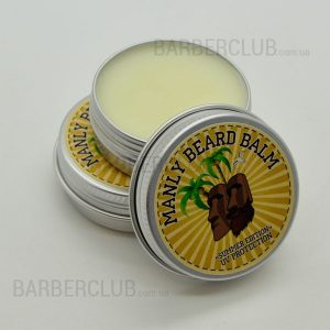 "Бальзам для бороды MANLY BEARD BALM ""summer edition"" ""Летний"" 30 мл-1"