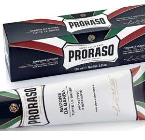 Крем для бритья Proraso shave cream tube protect 150 мл 400413