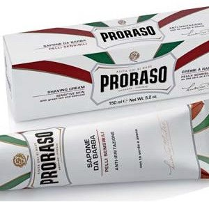 Крем для бритья Proraso shave cream tube sensitiv 150 мл 400411