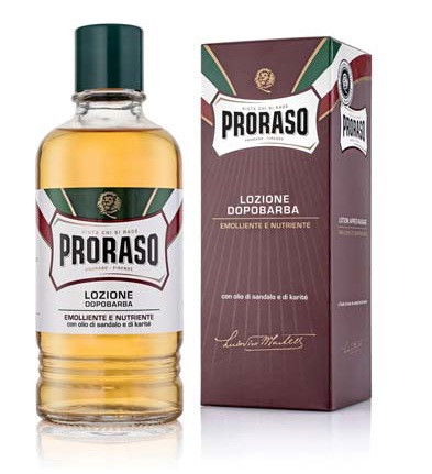 Лосьон после бритья Proraso after shave lotion nourish 400 мл 400672