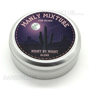 Масло для бороды MANLY MIXTURE NIGHT BY NIGHT-1