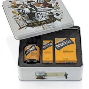 Набор для бороды Classic Vanilla Proraso beard kit Wood and Spice 400690