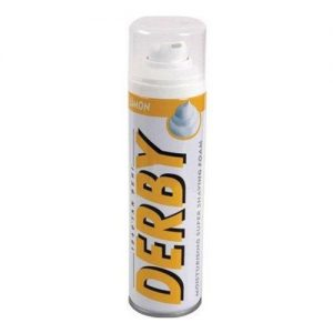 Пена для бритья Derby Shaving foam Lemon 200 мл