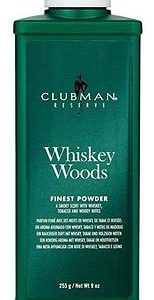 Пудра для тела Clubman Reserve Whiskey Woods Finest 255 г