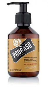 Шампунь для бороды Proraso Beard Shampoo Wood and Spice 200 мл 400750