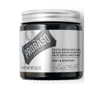 Скраб для бороды и усов Proraso Exfoliating Paste Mint And Rosemary 100 мл 400803